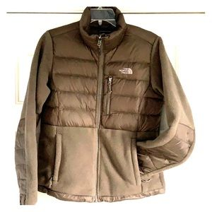 Women's Olive green The North Face Jacket
